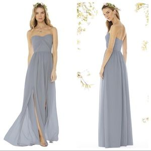 Social Bridesmaids Style #8159 in Platinum